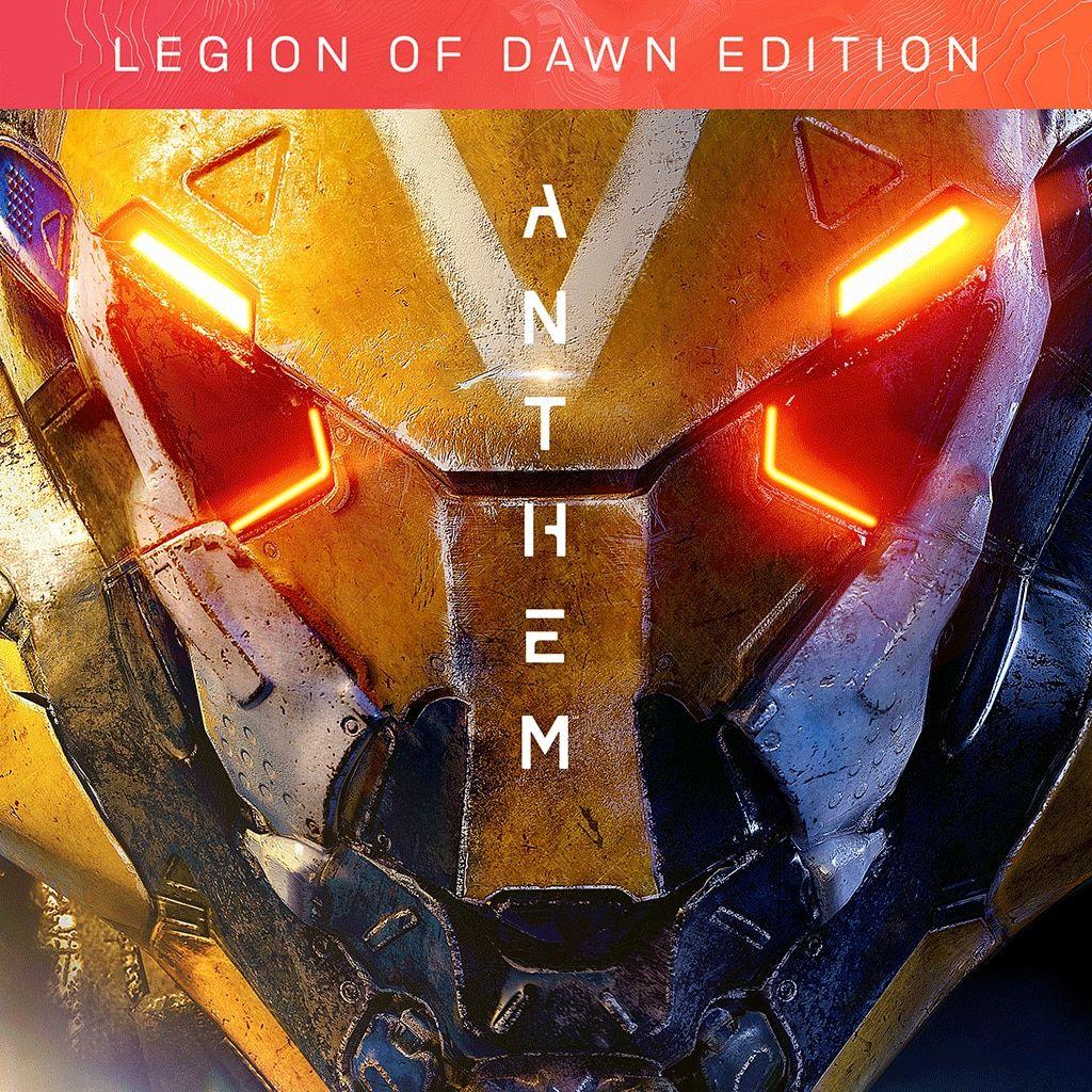 Anthem édition légion de l'Aube sur PS4 (Dématérialisé)