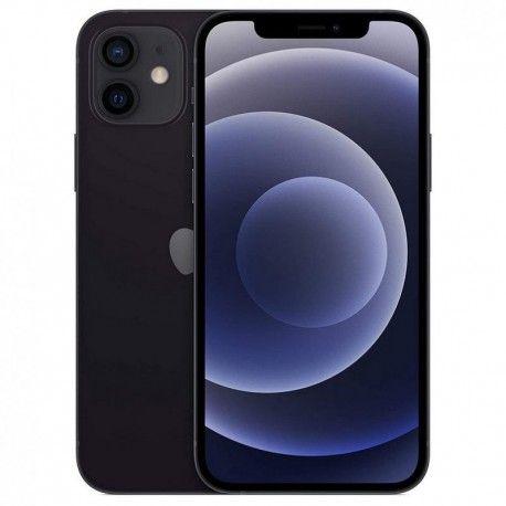 """Smartphone 6.1"""" Apple iPhone 12 (QHD Super Retina, A14, 4 Go de RAM, 64 Go, noir) - TuimeiLibre.com"""