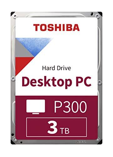 "Disque dur interne 3.5"" Toshiba P300 - 3 To, 7200 tr/min"