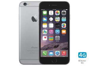 """Smartphone 4.7"""" Apple iPhone 6 gris sideral  - 128 Go (Reconditionné)"""