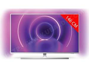 "TV 58"" Philips The One 58PUS8555 - LED, 4K UHD, HDR 10+, Dolby Vision, Ambilight, Android TV"