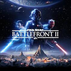 Star Wars Battlefront II sur PS4 (Dématérialisé)