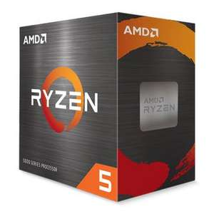 Processeur AMD Ryzen 5 5600x (scan.co.uk)