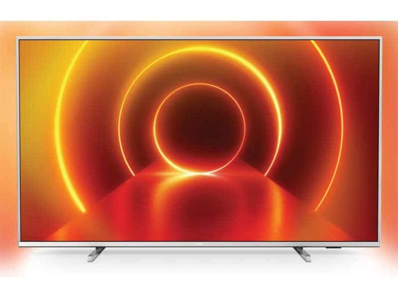 "TV 58"" Philips 58PUS7855 - 4K UHD, HDR10+, Dolby Vision & Atmos, Ambilight 3 côtés, Smart TV"