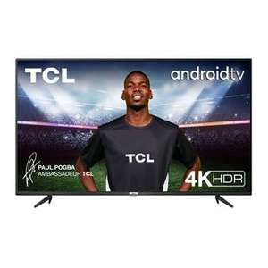 """TV 50"""" TCL 50P616 - 4K UHD, Smart TV, Android 9.0"""