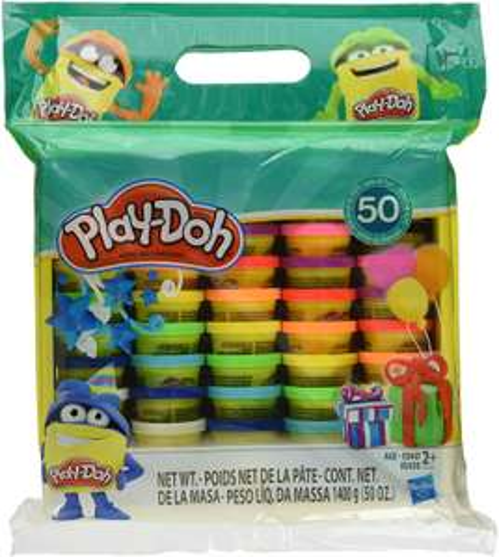 [Carte Costco] Pâte à modeler Play-Doh 50 pots - Villebon (91)