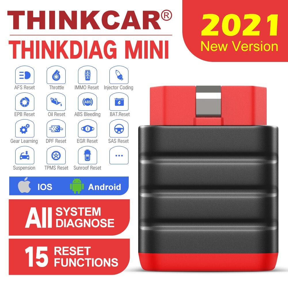 Mini Scanner Véhicules OBD2 Thinkcar Thinkdiag