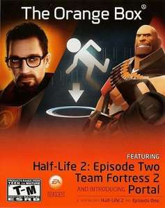 The Orange Box : Half-Life 2, Half-Life 2: Episode One + Two, Portal et Team Fortress 2 sur PC (Dématérialisé)