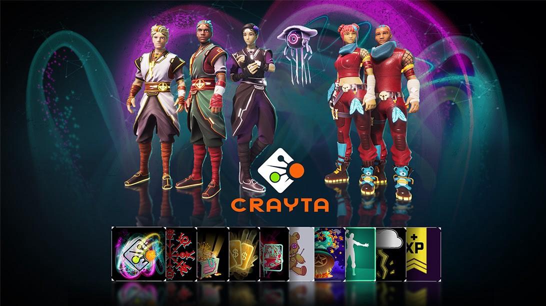 Jeu Crayta: Premium Edition offert sur Google Stadia pour tous & Crayta : Deluxe Edition offert pour les membres Stadia Pro (Dématérialisé)
