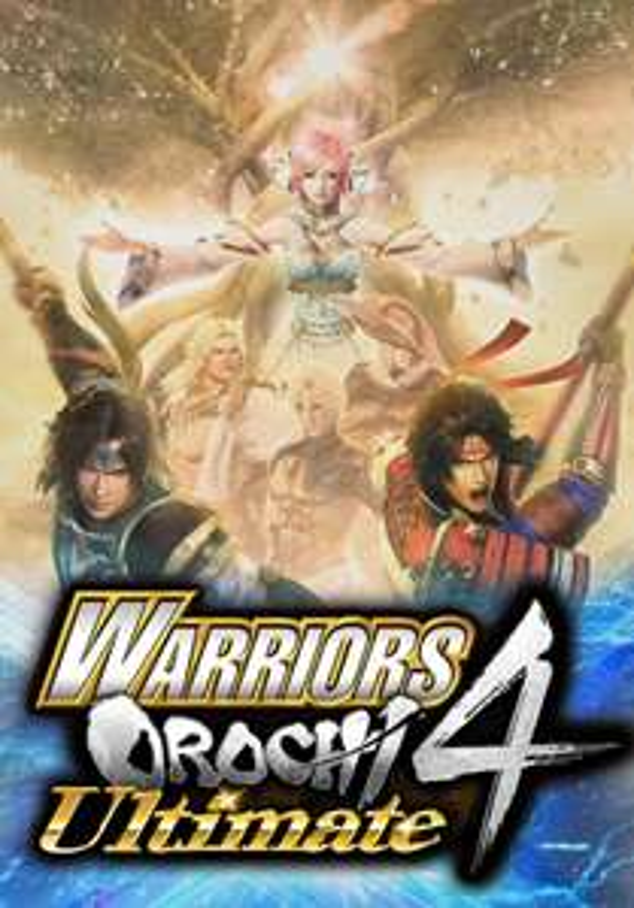 Jeu Warriors Orochi 4 Ultimate sur Nintendo Switch