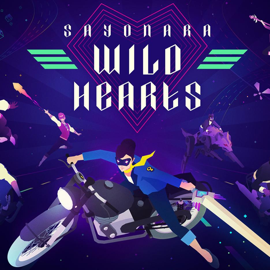Sayonara Wild Hearts sur PC (Dématérialisé)