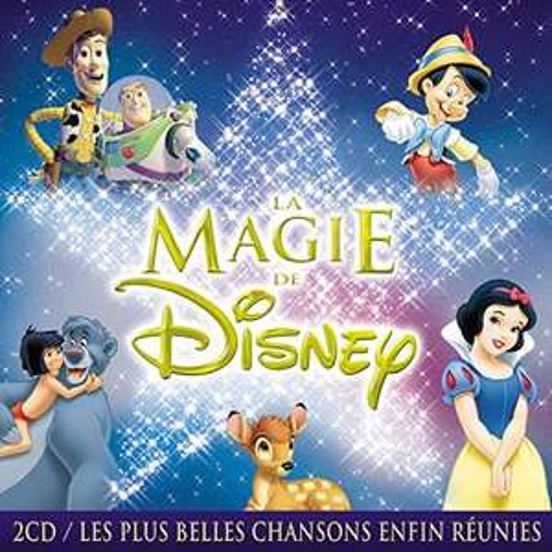 Double CD - La Magie de Disney