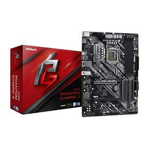Carte Mère ASRock Z490 Phantom Gaming 4 (Intel LGA 1200)