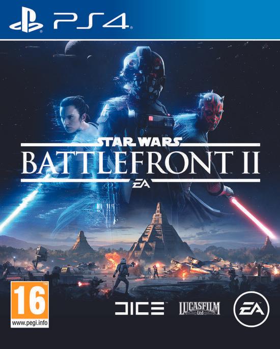 Star Wars Battlefront II sur PS4 (Via retrait magasin)