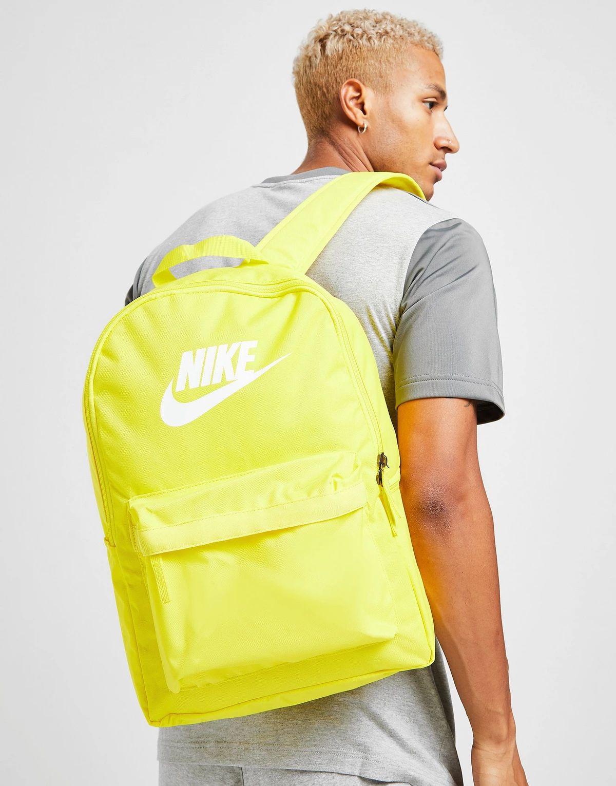 Sac à dos Nike Héritage - Jaune