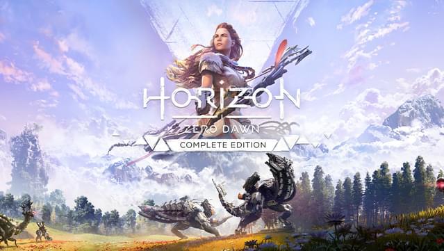 Horizon Zero Dawn - Complete Edition sur PC (Dématérialisé - DRM-Free - Via VPN Russie)