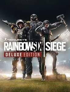 Tom Clancy's Rainbow Six Siege Deluxe Edition sur PS4 & PS5 (Dématérialisé)