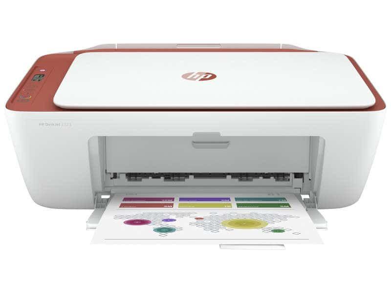Imprimante multifonctions HP Deskjet 2723 - WiFi + 6 Mois d'impression Instant Ink offerts