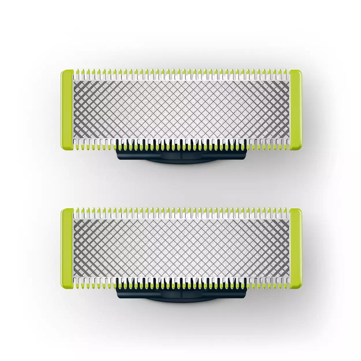 2 Lames pour rasoir électrique OneBlade QP220/50