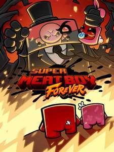 Jeu Super Meat Boy Forever sur PC (Dématérialisé)