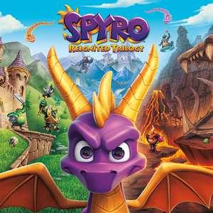 Spyro Reignited Trilogy sur PS4 (Dématérialisé)
