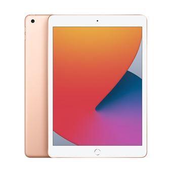 "Tablette tactile 10.2"" Apple iPad (2020) - full HD Retina, A12, 3 Go de RAM, 32 Go, coloris or"