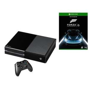 Pack Console Xbox One - 500 Go + Forza Motorsport 6