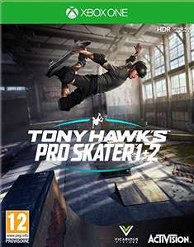 Tony Hawk's Pro Skater 1+2 sur Xbox One