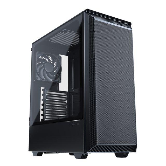 Boitier PC Phanteks P300A Mesh Edition - ATX, RGB, Noir