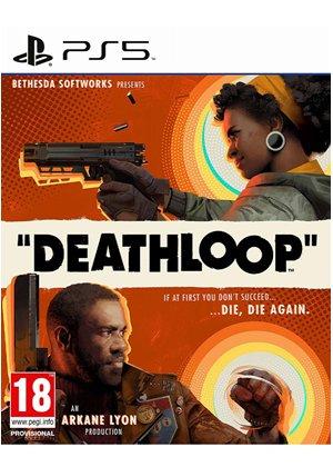 [Précommande] Deathloop - Edition limitée sur PS5 (Import UK)