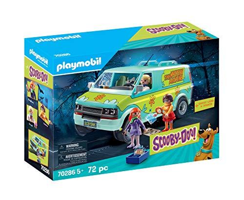 Jouet Playmobil Scooby-Doo! 70286 - La Mystery Machine