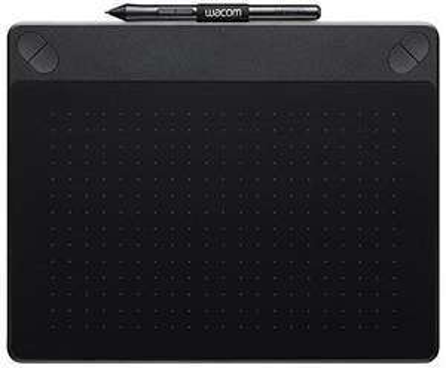 Tablette graphique Intuos Art Black Pen & Touch - Taille Medium