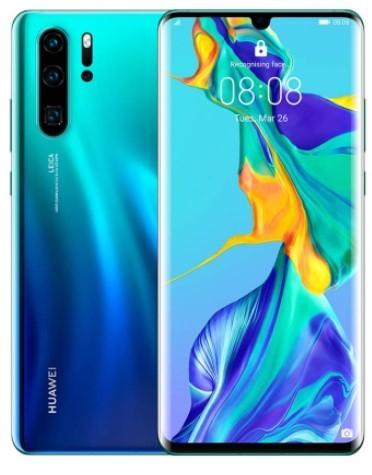 "Pack Smartphone 6.47"" Huawei P30 Pro (Full HD+, Kirin 980, 8 Go RAM, 128 Go) + Bracelet connecté Huawei Band 4 Pro"