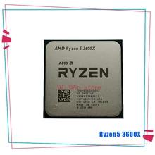 Processeur AMD Ryzen 5 3600X - 3.8 GHz, Mode Turbo à 4.4 GHz (139,23 avec code MERRYDEALABS20)