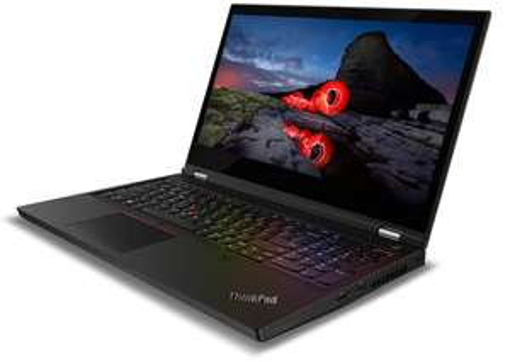 "PC Portable 15.6"" Lenovo ThinkPad P15 i7 10750H - Full HD, i7-10750H, RAM 8Go, SSD 256Go, Quadro T1000 4 Go"