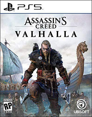 Assassin's Creed Valhalla sur PS4 & PS5 / XBOX SERIE X & XBOX ONE (Frais de livraison inclus)