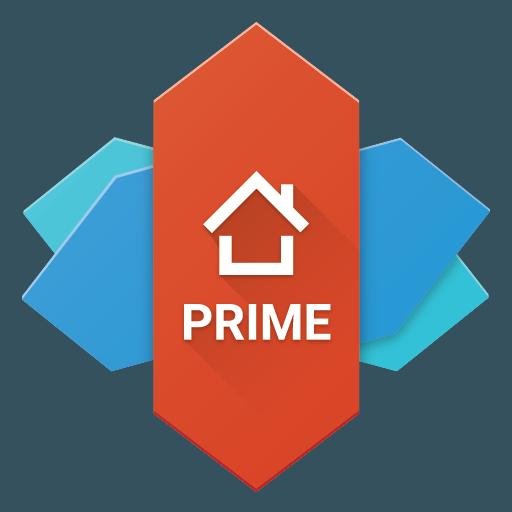 Nova Launcher Prime sur Android