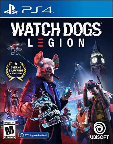 Sélection de Jeux en promotion - Ex: Watch Dogs Legion sur PS4 & PS5 via Mise à Niveau & XBOX ONE (Frais de Livraison Inclus)