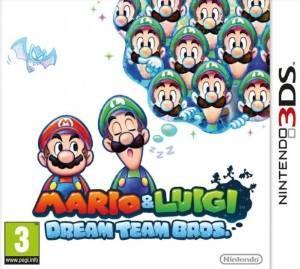 Mario & Luigi: Dream Team Bros. sur Nintendo 3DS / 2DS