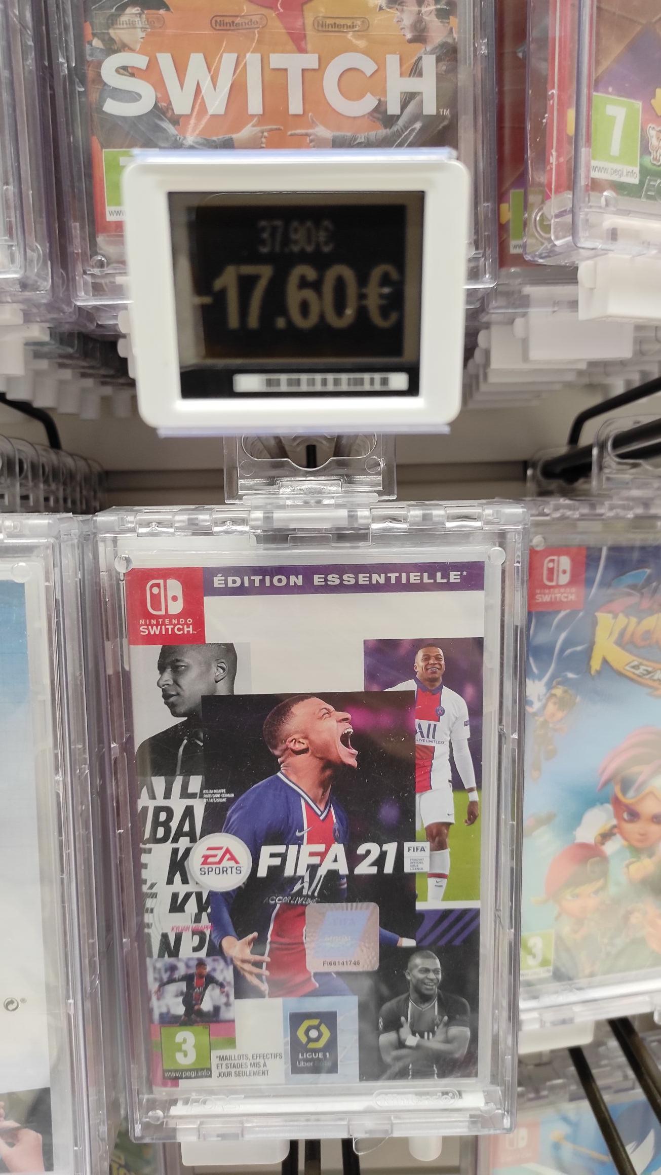 FIFA 21 sur Nintendo Switch - Blois (41)