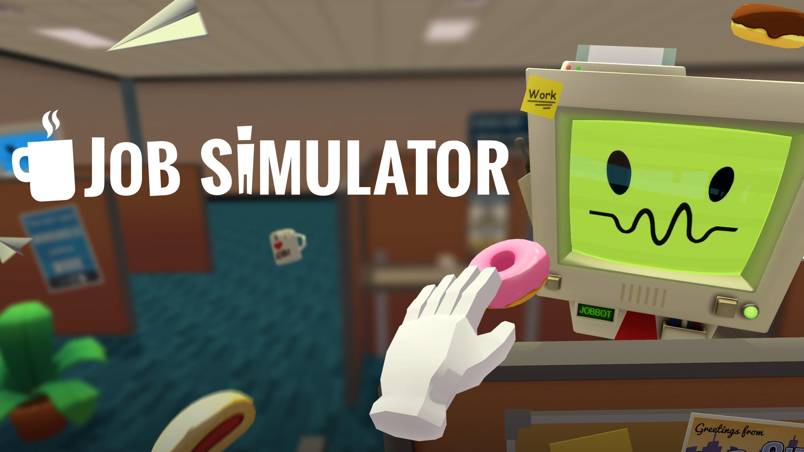 Job Simulator sur Oculus Quest (Dématérialisé)