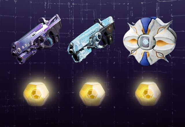 [Twitch / Amazon Prime] Pack exotique Ombres et Lumière offert pour Destiny 2 sur PC, Xbox & PlayStation (Dématérialisé)