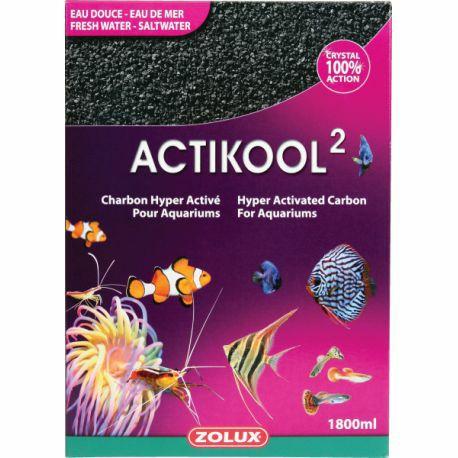 Charbon actif Zolux Actikool 2 - 1.8L (Vendeur tiers)