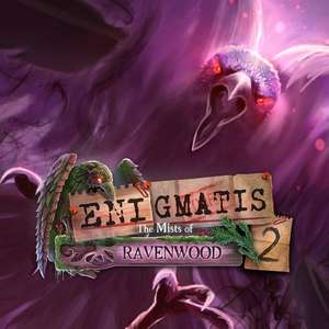 Enigmatis 2 : The Mists of Ravenwood sur Nintendo Switch (Dématérialisé)