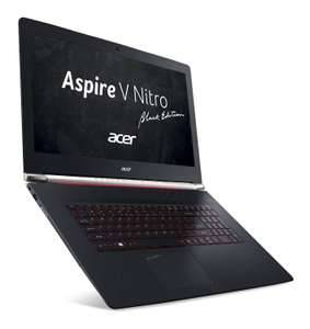 "[Adhérents] PC portable 17.3"" Full HD IPS Acer Aspire V Nitro VN7-792G-51M2 (i5-6300HQ, GTX 950M, 4 Go Ram, 1 To + 8 Go en SSD, Windows 10) (via ODR de 100€)"