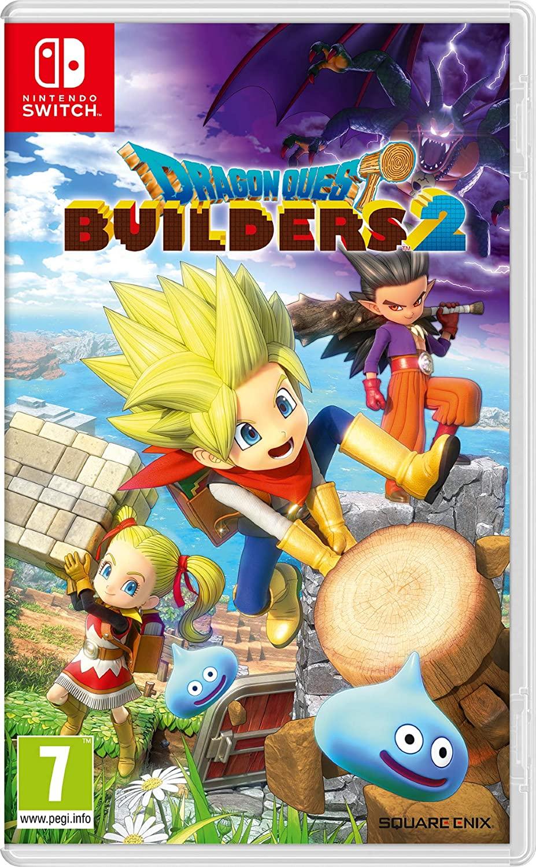 Dragon Quest Builders 2 sur Nintendo Switch - Le Mans (72)