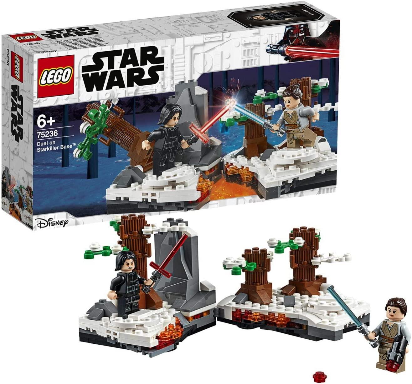 Lego Star Wars 75236 - Duel sur la base Starkiller (via 3.82€ sur la carte fidélité) - Le Mans (72)
