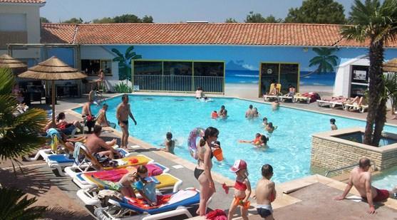 Séjour en camping 4 étoiles à Saint-Georges-d'Oléron - Ex : séjour du 7 au 14 mai 2016