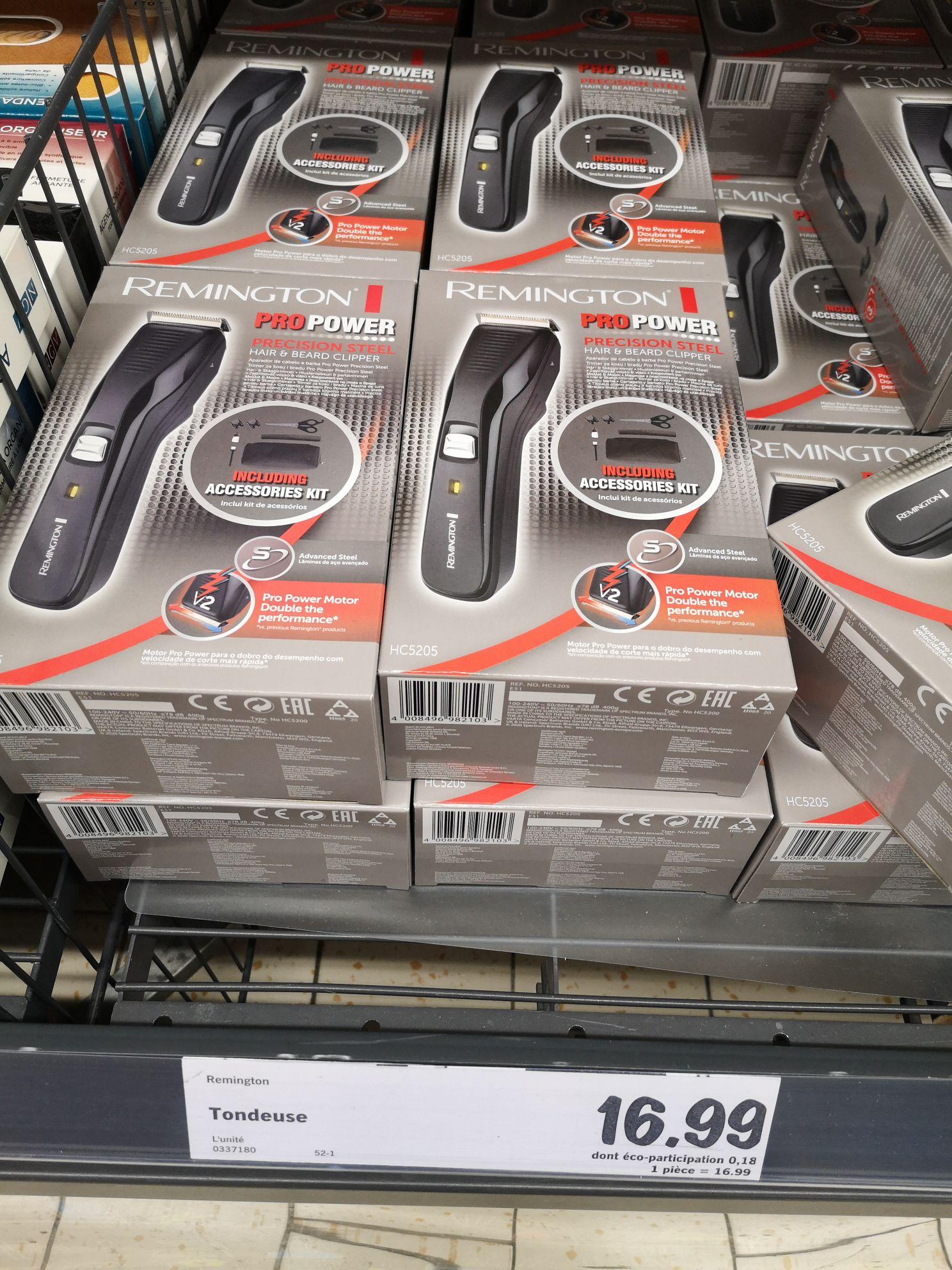 Tondeuse Barbe et Cheveux Remington HC5200 - Sevran (93)