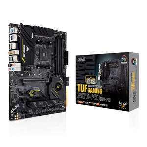 Carte-mère Asus TUF GAMING X570-PRO (WI-FI) - Socket AM4
